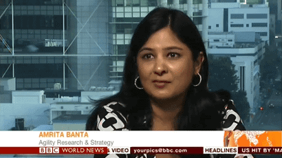 BBC World News – Amrita Banta Millionaires' attitudes towards wealth