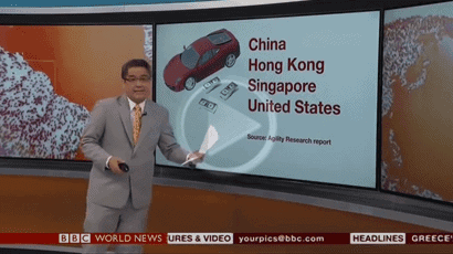BBC World News – Amrita Banta China Luxury Interview