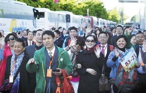 About Tourism Expo Opens, Agility-Research.com