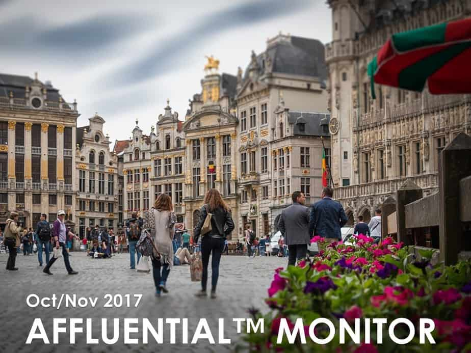 AFFLUENTIAL MONITOR: WHATS NEXT, LUXURY IN A TURBULENT WORLD