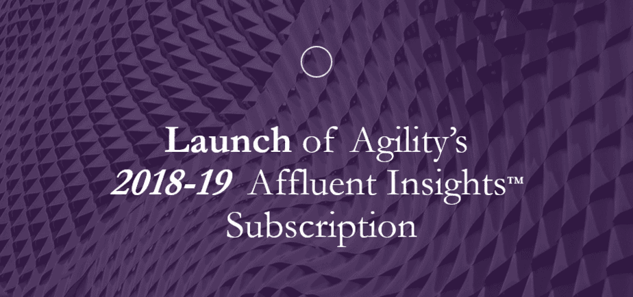 Pulse of the Affluent Consumer – Launch of the Affluent Insights Program 2019