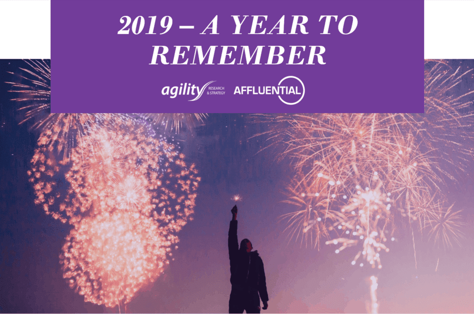 NEWSLETTER 2019 – A YEAR TO REMEMBER