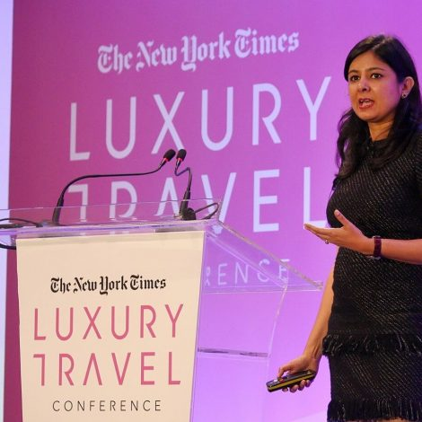 The New York Times Luxury Travel Conference