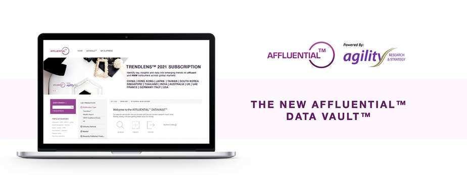 Introducing the new AFFLUENTIAL™ DATAVAULT™